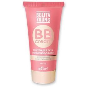 BB крем для лица Bielita Young, тон универсальный