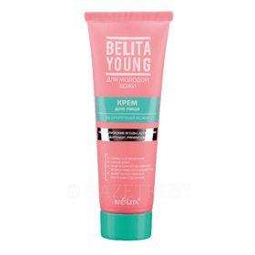 Крем для лица Bielita belita young, для молодой кожи, 50 мл