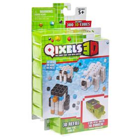 Дополнительные наборы для «3D Принтера» Qixels, МИКС