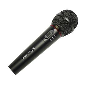 Микрофон Ritmix RWM-101, 100-10000 Гц, штекер 6.3 мм, чёрный Ош