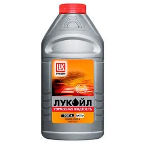 Тормозная жидкость Лукойл ДОТ-4  0,455 кг Ош