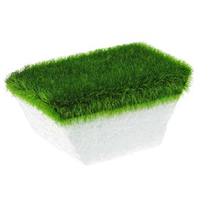 Основа для композиций с зелёным напылением 4,4*8,2*3,9 см Ош