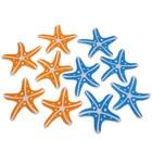 Набор мини-ковриков для ванны Доляна «Морская звезда», 10×10 см, 5 шт, цвет МИКС - Фото 5