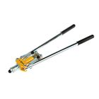 Заклёпочник VOREL, 400 мм, двуручный, с удлиненными ручками, заклепки 3.2, 4, 4.8 мм