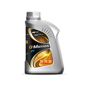 Масло моторное G-Motion 2T, 1 л Ош