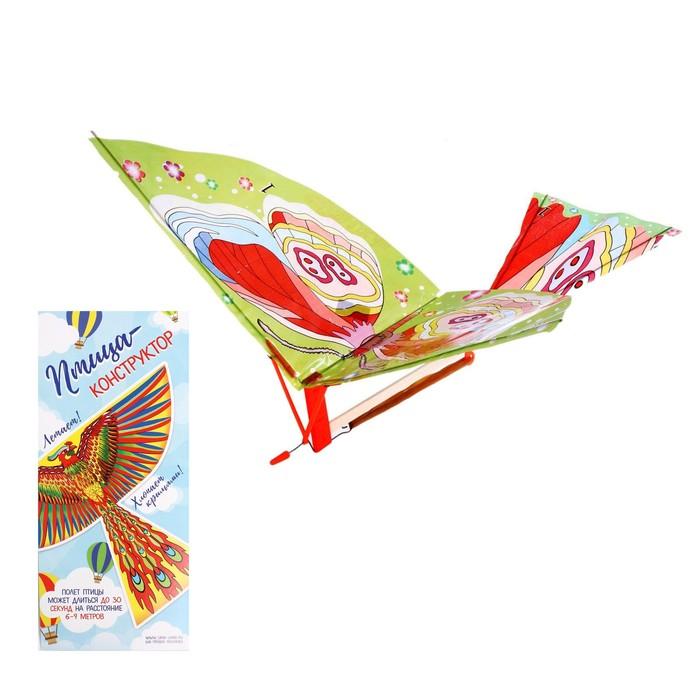 Летающая птица Ассорти, цвета МИКС