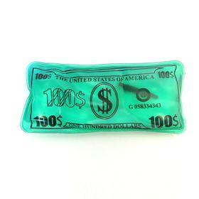 Многоразовая солевая грелка «100 долларов»