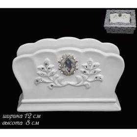 Салфетница «Алмазная ветка», в подарочной упаковке