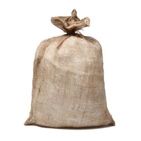 Мешок джутовый, 44 × 69 см, плотность 190 г/м², «Урожайный» Ош