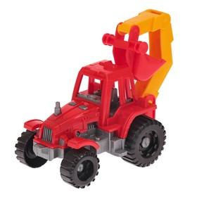 Трактор «Ижора», с ковшом, МИКС