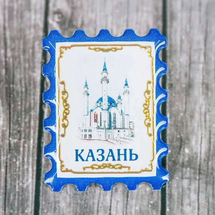 Значок-марка Казань