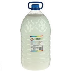 Крем-мыло жидкое с алоэ-вера ПЭТ, 5 л