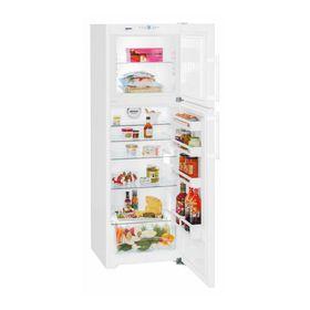 Холодильник Liebherr CTP 3316, двухкамерный, класс А++, 312 л, белый