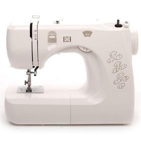 Швейная машина Comfort 12, 70 Вт, 8 операций, полуавтомат, белая Ош