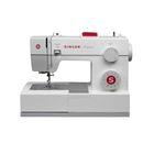 Швейная машина Singer Supera 5523, 23 операции, регулировка давления лапки на ткань, белая