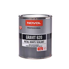 Герметик для нанесения кистью Novol gravit 620 1 кг Ош