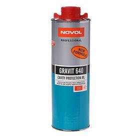 Антикор Novol для защиты полостей ML gravit 640 1 л Ош