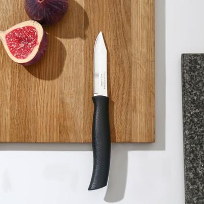 Нож кухонный TRAMONTINA Athus для овощей, лезвие 7,5 см, сталь AISI 420 - Фото 1