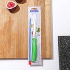 Нож кухонный для помидоров/цитрусовых Athus, лезвие 12,5 см, сталь AISI 420 - Фото 4