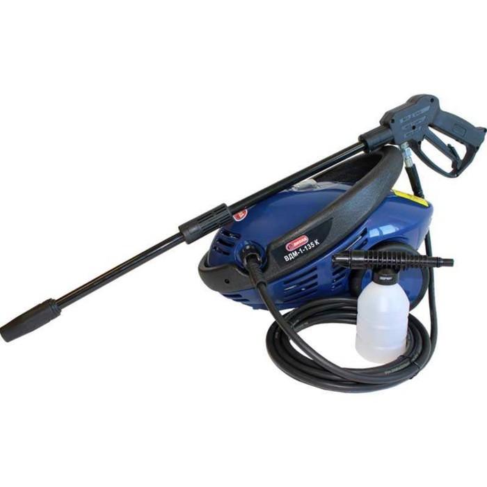 """Мойка высокого давления """"ДИОЛД"""" ВДМ-1-135 К, 1750 Вт, 90-135 бар, 360 л/час"""