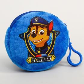 """Щенячий патруль. Детский кошелек """"Гончик"""" Щенячий патруль, 9х9cм"""