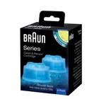 Картридж для самоочистки бритвы Braun CCR 2