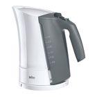 Чайник электрический Braun WK 300, 1.7 л, 2200 Вт, белый