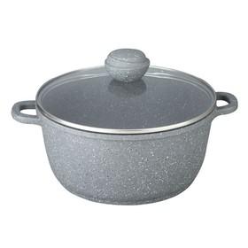 Кастрюля Silver Marble, 7 л
