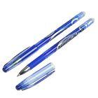Ручка гелевая, 0.5 мм, ПИШИ-СТИРАЙ, стержень синий, корпус тонированный