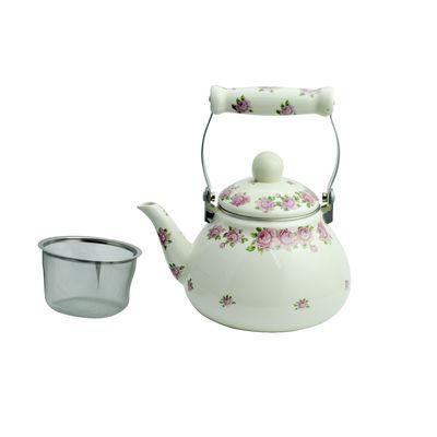 Чайник эмалированный заварочный 1,2 л WR-5117 - Фото 1