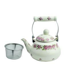 Чайник эмалированный заварочный 1,5 л WR-5119