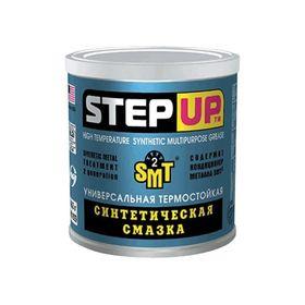 Смазка для подшипников термостойкая STEP UP с SMT2 туба 453г
