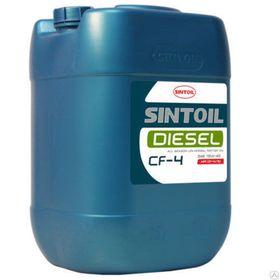 Моторное масло Sintoil 10W-40 Turbo Diesel API CF-4/CF/SJ 20л
