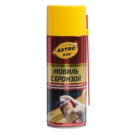 Мовиль с бронзой Astrohim, 520 мл, аэрозоль, АС - 4815 Ош