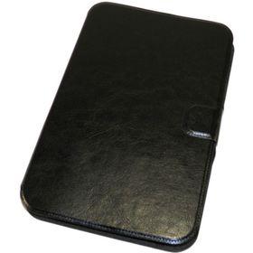 """Чехол для планшета 7"""" черный, силиконовый шелл (тех.упаковка)"""
