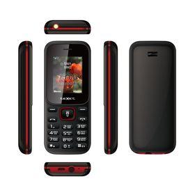 Сотовый телефон Texet TM-128 Black Red Ош