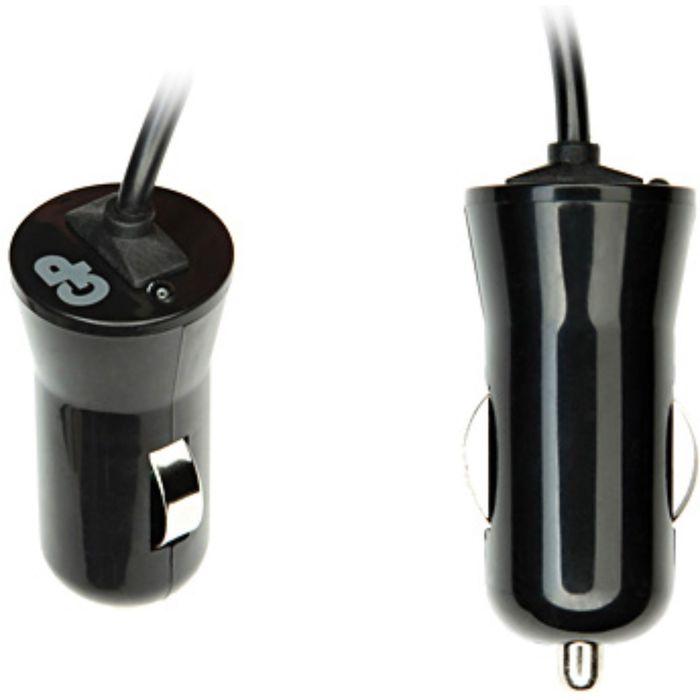 Авто З/У GP micro USB 1000 mA, черный AP12BMCU-2CR1