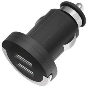 Авто З/У Deppa (11204) Ultra 2 USB 2.1 A черный