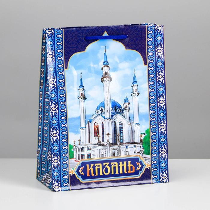 Пакет подарочный МС Казань