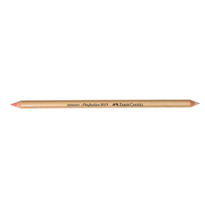 Карандаш-корректор Faber-Castell Perfection 5057 для графита, туши и чернил