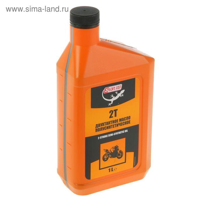 Масло полусинтетическое для двухтактных двигателей 3ton, 1 л