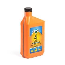 Масло четырехтактное Country полусинтетическое SAE 10w40 API SJ/CF, 1 л Ош