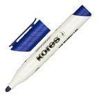 Маркер для доски, 3.0 мм KORES, синий