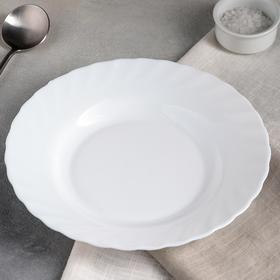 Тарелка суповая 22 см Trianon