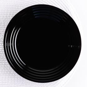 Тарелка десертная 19 см Harena Black