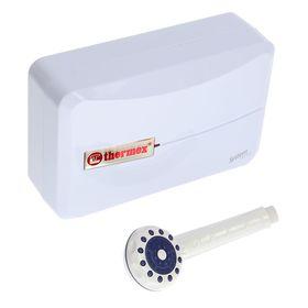 Водонагреватель Thermex System 1000 (wh), проточный, 10 кВт, нижняя подводка