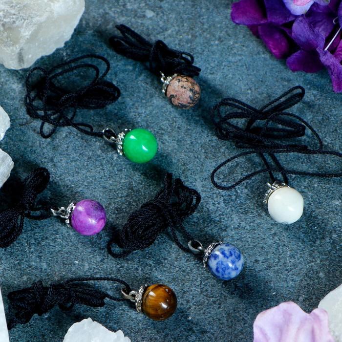 Аромакулон «Камень-самоцвет», цвет МИКС