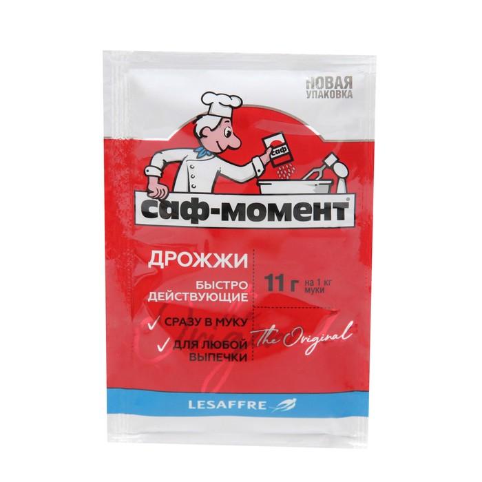 """Дрожжи """"Saf-Moment"""" 11 гр"""