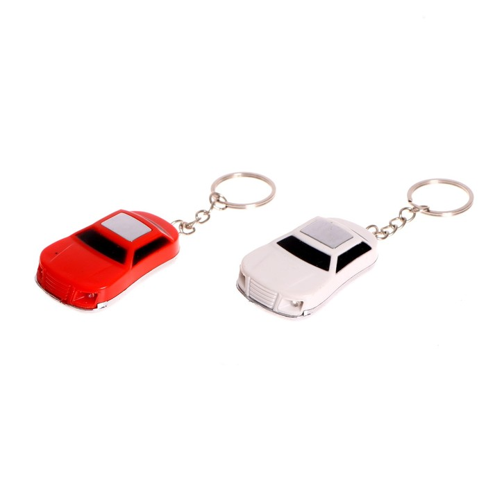 Прикол-шокер Машина, с фонариком, цвета МИКС