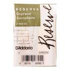 Трости Rico DIR0230 Reserve  для саксофона сопрано, размер 3.0, 2шт